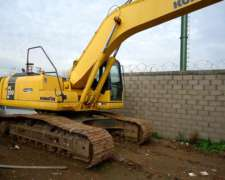 Excavadora Komatsu PC 200-lc 7/ 06 7mil Hs Pmto