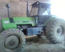 Deutz Farh AX 4.120 DT Levante, Permuto X Camion con Percha