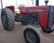 Massey Ferguson 1175 Rodado 18.4x34 S/cab