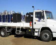 Camion Taller Rodante Lubricador Abastecimiento Rossuar