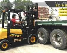 Autoelevador Michigan- Modelo ME2 545t
