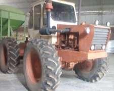 Tractor Zanello 4200, año 1980