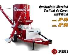 Quebradora Mezcladora Vertical Distribuidora JP 9300/9600
