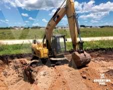 Excavadora Caterpillar 311c (id627)
