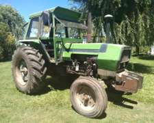 Deutz AX 100 .embrague Independiente.doble Salida Hidráulica