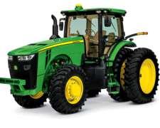Tractor John Deere 8245r Nuevo