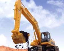 Excavadora Liugong CLG 908d