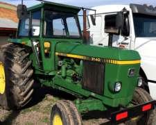 Tractor John Deere 3140 Impecable