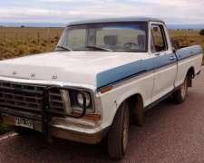 Ford 79 Con Gnc Para 200km