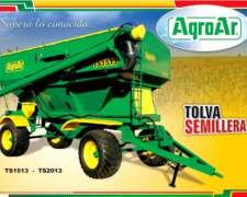Tolva Semillera Ts1513 - Ts2013 - Agroar
