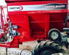 Fertilizadora Fertec Usada Impecable CEL 3468531852