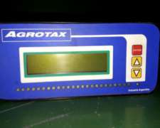 Monitor de Siembra Agrotax AG-2000 24 Canales