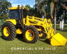Pala Frontal para Acoplar en Tractor Tedeschi Modelo PF2