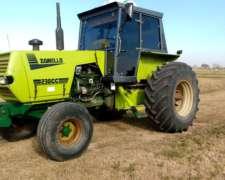 Tractor Zanello 230 CC Motor Cummins