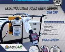 Electrobomba Urea Liquida Adblue / 1.800 Lts. 12 Volts.