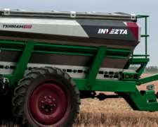 Fertilizadoras de Arrastre Invezta Terram , año 2021