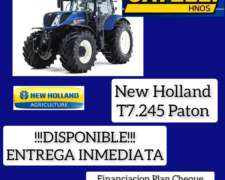 Tractor New Holland T7.245