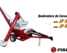 Quebradora de Cereales Pirro Mod JP 300/600 - 9 de Julio