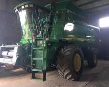 Vendo JD 9750 STS año 2006 Buena