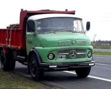 Mercedes Benz 1112. Impecable Original