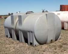 Tanque Rotor para Gasoil o Agua de 8.000 Lts