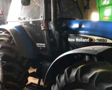 New Holland TM 150 Cabina Soid