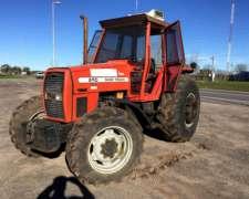 Massey Ferguson 650 4X4