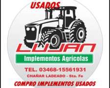 Compro Implementos Usados WAT SAP 3468531852