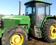 Tractor John Deere 6600 2000