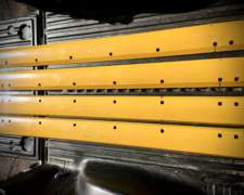 Cuchilla para Motoniveladora 6 Pies Filo Corto Ingersoll