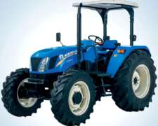 Tractor New Holland Tt4,55 Con Rops