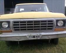 Ford F100 Mod. 1980 Perkins 6 Cil.