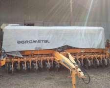Agrometal 2015 Xz De 21 Lineas A 21 Cm Con Alfalfero