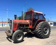 Massey Ferguson 1195 S Año 1987, Cabina, Rodado 32,