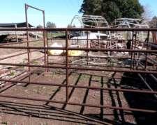 Paneles y Puertas de Caño