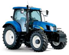 Tractor T6080 - New Holland