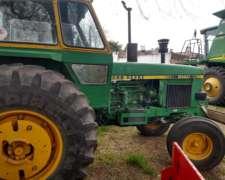 John Deere 3140, Motor Nuevo
