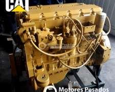 Motor Caterpillar 3116 - 190 HP - Rectificado con Garantía
