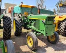 John Deere 4420 - 18.4x38 - Motor Nuevo de 115 HP -