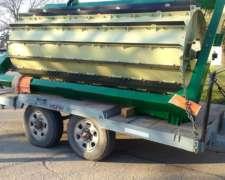 Rolo Genovese 3 Mts.control De Renoval Agricultura Ganaderia