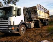Scania P94, 310 HP, Chasis Largo