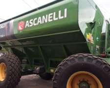 Autodescargable Ascanelli 22 Tn - Nuevo - Verde
