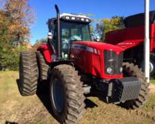 Tractor Massey Ferguson - MF 7415 de 225 HP - Powershift