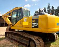 Excavadora PC 220 - LC
