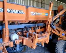Sembradora Agrometal TX Mega de 20 a 52 o (24 a 42)