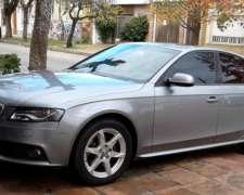 Oport. Liquido. Audi A4 Sport Cuero Plus Multitronic 2011