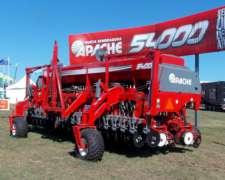 Sembradoras Apache - Financiación en Pesos