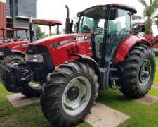 Tractor Farmall 130 A Cabinado 4x4 - Plan Cheque