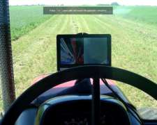 Sistema de Camaras para MAQ Agricolas