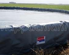 Fundas De Lona Para Tanques Australianos De Chapa O Cemento